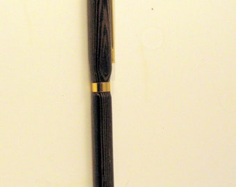 Pen and stylus made from wenge wood.  Can be used on any  ipad, smart phone, iphone, tablet, apple phone.
