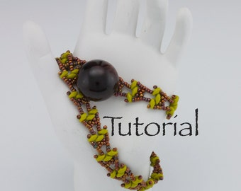 Beaded Bracelet Pattern Wrap it Up Digital Download