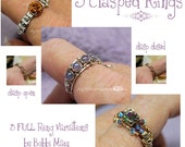 Clasp Ring Tutorial, Wire...