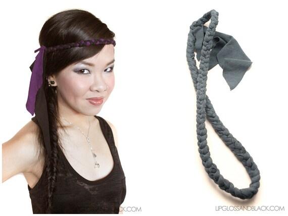Bamboo Braided Hairband