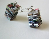 Paper Earrings - Catalogs, Magezines and Junkmail