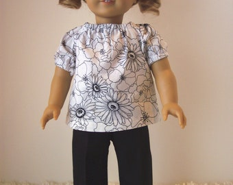 American Girl Doll Clothes-Pants and Top