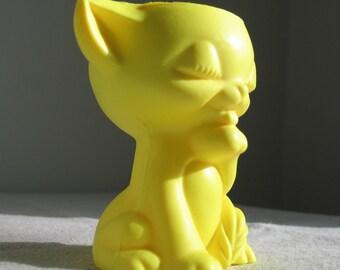 Vintage Avon Catnip Kitty Cat Candle NIB NOS