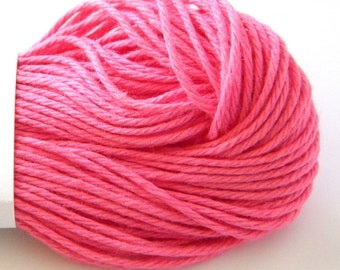 Pink Baker's Divine Twine, Solid, 25 yards or 75 feet