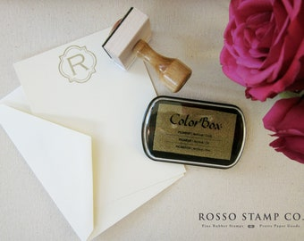 Metallic Ink Pad - Gold or Silver - ColorBox Ink Pad