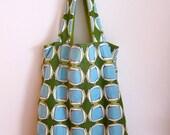 Mini Tote Bag PDF Sewing Pattern