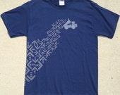 CUSTOM dumpstream shirt
