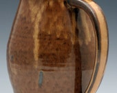 Large Pitcher in Dark Burnt Yellow (Number 1)