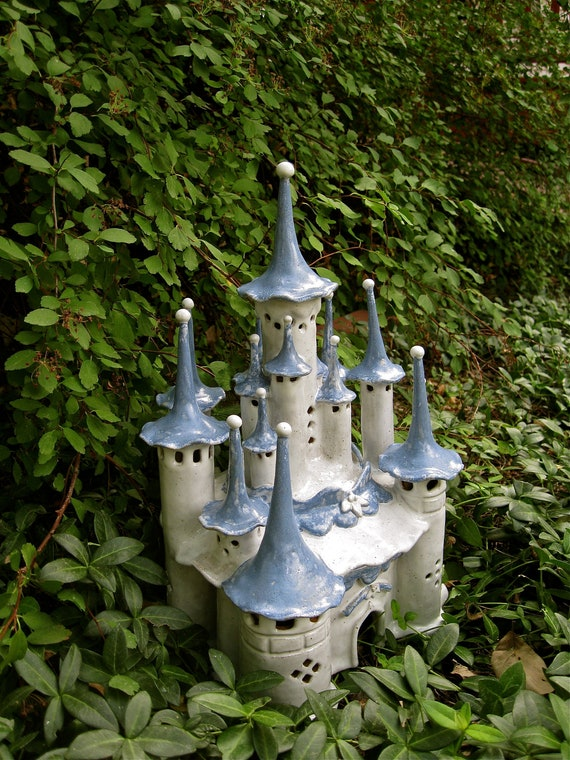 Elfin Castle of Many Turrets