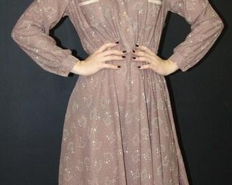 Vintage DRESS, Norwin Fashion Ltd, 1970s