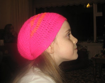 Baggy Beanie with Beads