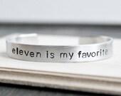 Eleventh Doctor, Doctor who jewelry, Matt Smith, adjustable bracelet, unisex, funny, british english, men's bracelet, womens bracelet