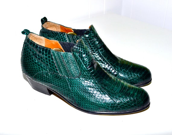 How to make snakeskin boots osrs