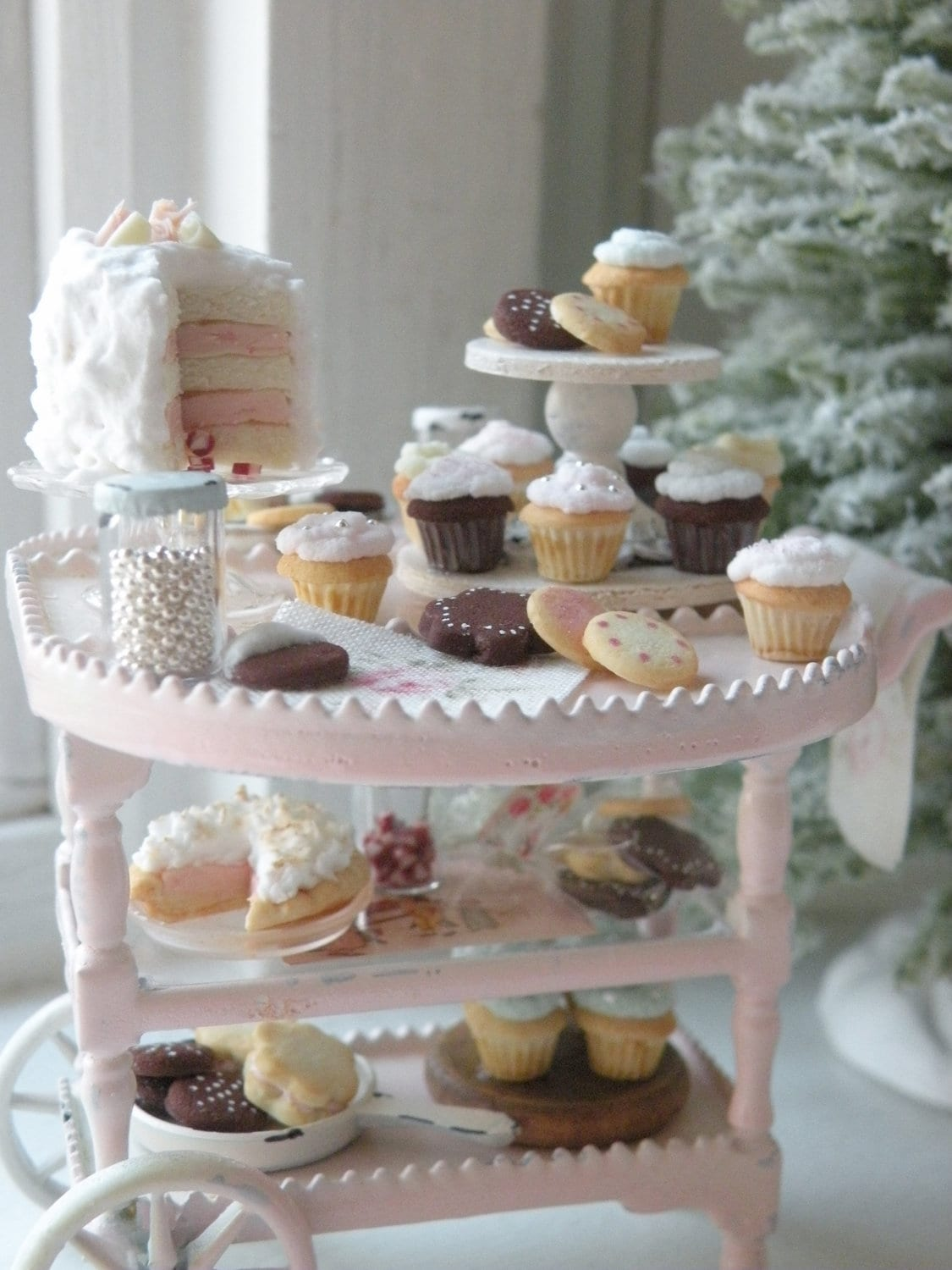 shabby Chic Tea 28 Images Miniature Shabby Tea Cart Cake Ideas And