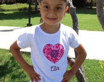Big Sister Shirt, Big Sister T Shirt , Big Sis Shirt, Big Sis Top, Personalized Big Sister Shirt, Shaggy Heart