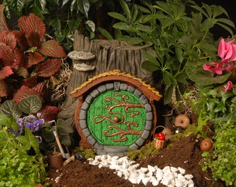Fairy Doors and Fairy Garden Accessories by HiddenWorlds on Etsy