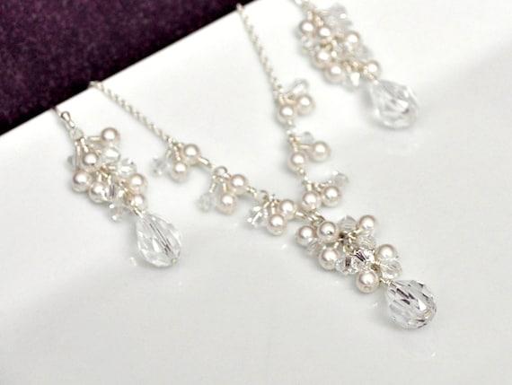 Jewelry for strapless lace wedding dress weddingbee for Bracelet for wedding dress