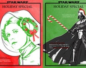 Father/Daughter Combo - Star Wars Holiday Special Poster