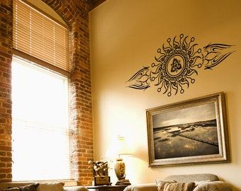 Vinyl Wall Decal Sticker Moroccan 1 OSAA114B