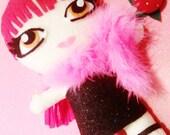 """kpop handmade plushie 2NE1's Park bom """"Oh yeah"""""""