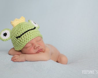 Frog Halloween Costume, Baby Halloween Costume, Infant Halloween Costume, Newborn Frog Costume, Frog Prince Costume, Baby Frog Costume