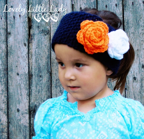Adorable and Warm Crochet Earwarmer, Neckwarmer, Headband, or Headwrap -- Perfect for Lovely Ladies of All Ages