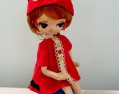 Vintage 1960's Bradley Style Big Eye Japan Doll
