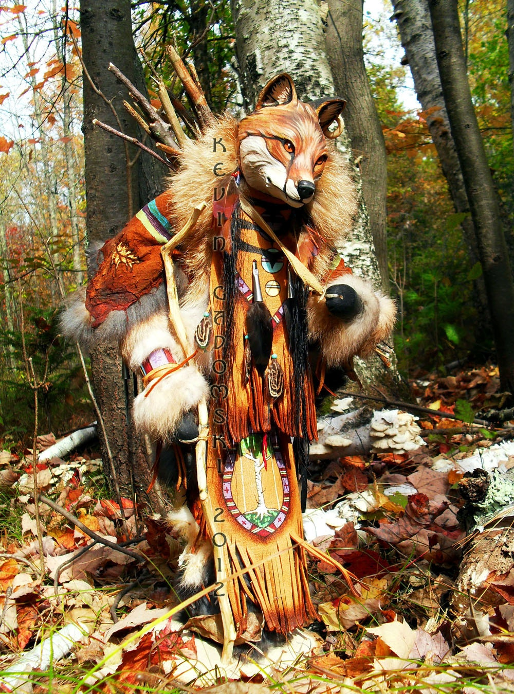 native american wallpaper fox - photo #11