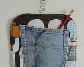 Denim Wall Pocket - Cooks