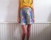 15% OFF SALE fresh prince pattern summer shorts
