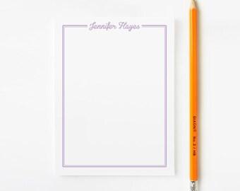 Personalized stationery set, Modern stationery, Simple Stationery, Custom Stationery, Personalized stationary, Personalized note cards