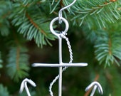 Anchor Christmas Ornament Navy Military