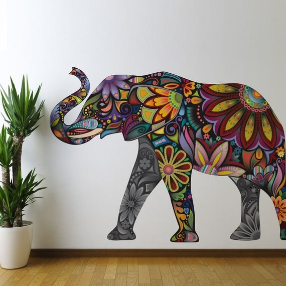 Elephant In The Room Graphic Design