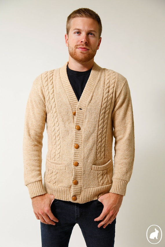 Mens Cardigan Sweaters. Abercrombie & Fitch mens cardigan sweaters are made for every-day comfort. Crafted from superior quality materials like wool, cotton, cashmere, and more, each style is made to deliver unmatched softness and convenient warmth.