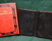 Labyrinth Book iPad / eReader Cover