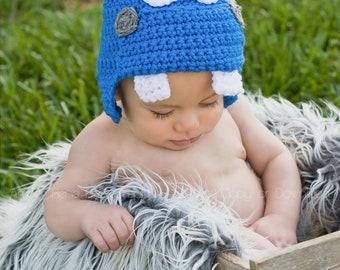 Crochet Happy Hippo Hat