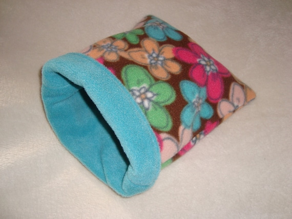 Sleeping bag for small animals guinea pigs by PocketfulOfPets
