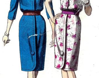 Vogue 5518 - Dress - Bust 37 - Mad Men style