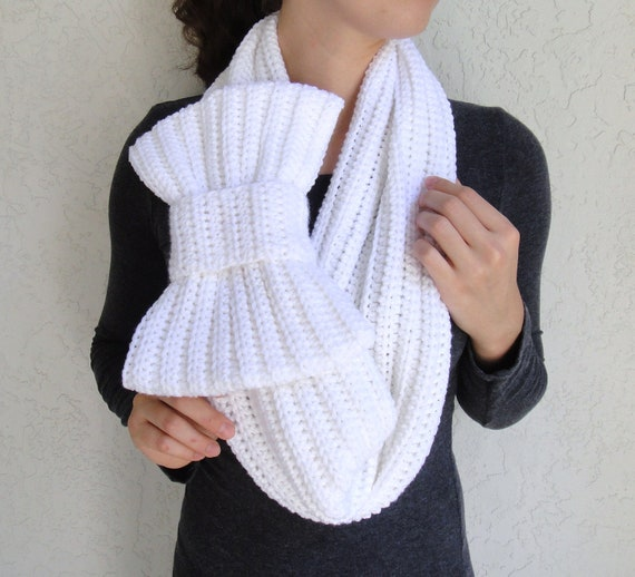 favorite favorited like this item add it to your favorites to revisit  How To Make Infinity Scarves For Women