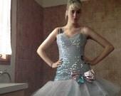 Mermaid Princess Party Dress