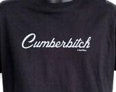 Sherlock T-Shirt: Cumberbitch UNISEX ONLY