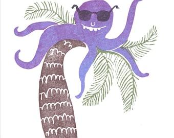 post card Aloha he