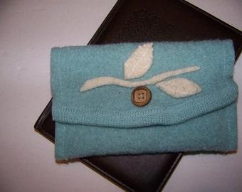 Felted Wool Wallet
