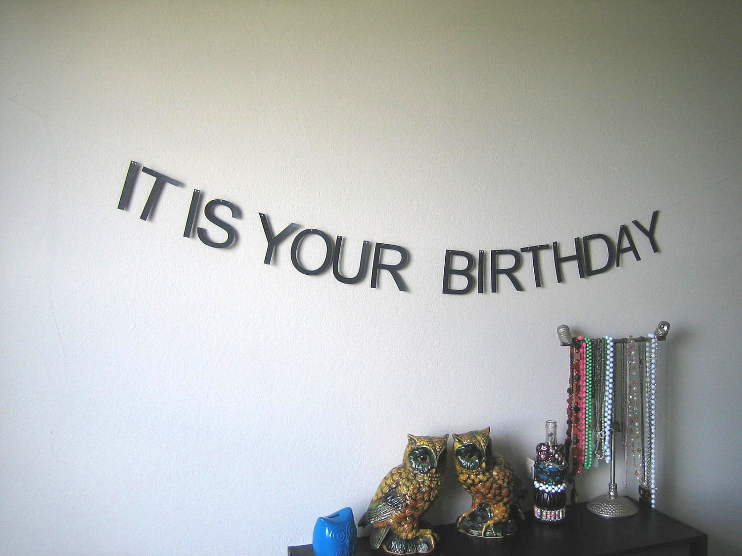 birthday banner it is your birthday dwight schrute the