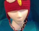 Owl Hat for babies/toddlers