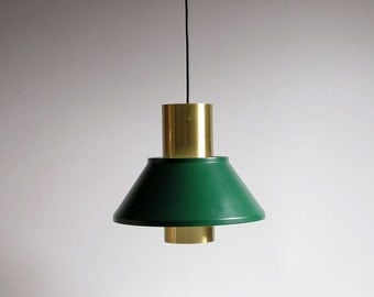 Danish 'Life' pendant lamp designed by Jo Hammerborg for Fog & Morup (x3 lamps available)
