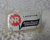 Miniature Tin Natures Remedy Laxative Convincer Box  Dispenser Size