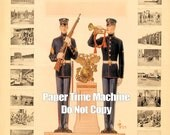 U S Marines Recruiting WWI Vintage Art Print - Digitally Remastered Fine Art Print / Poster