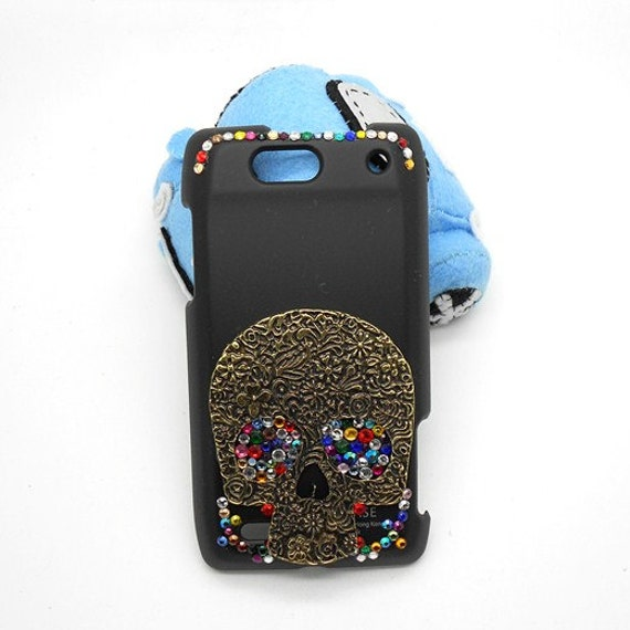 ... Droid Turbo/Nexus 6/Razr M/Razr Maxx: Skull (custom order are welcome