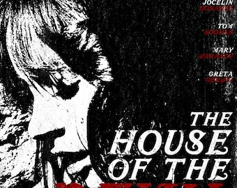 """The House of the Devil - 11x17"""""""
